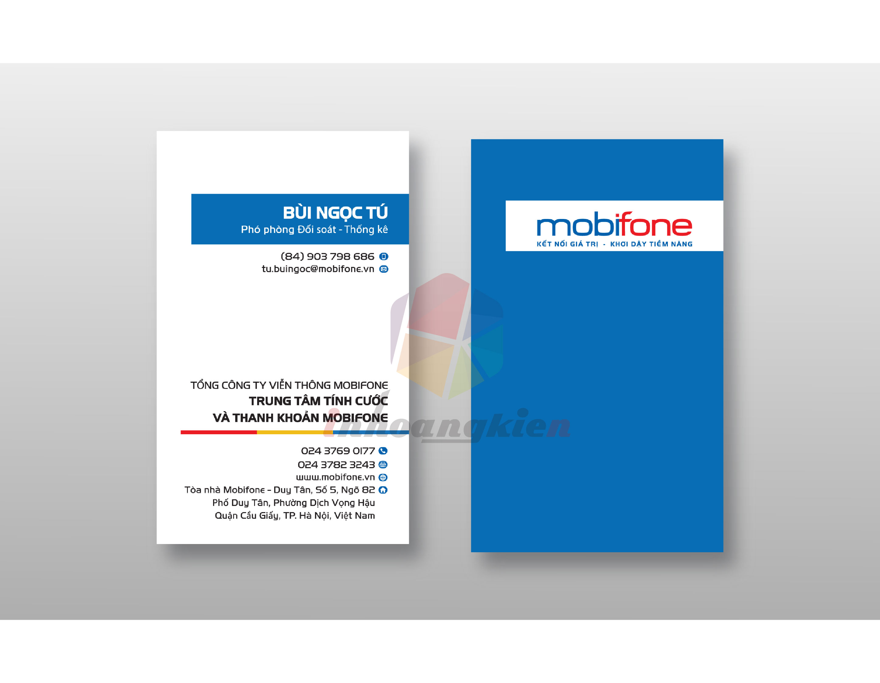 Báo giá in card visit – voucher – thẻ bảo hành – thẻ tích điểm