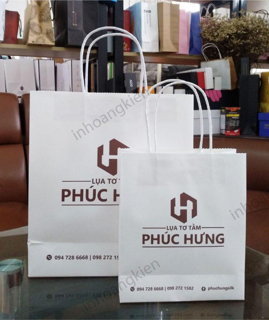 Túi cho shop Lụa tơ tằm
