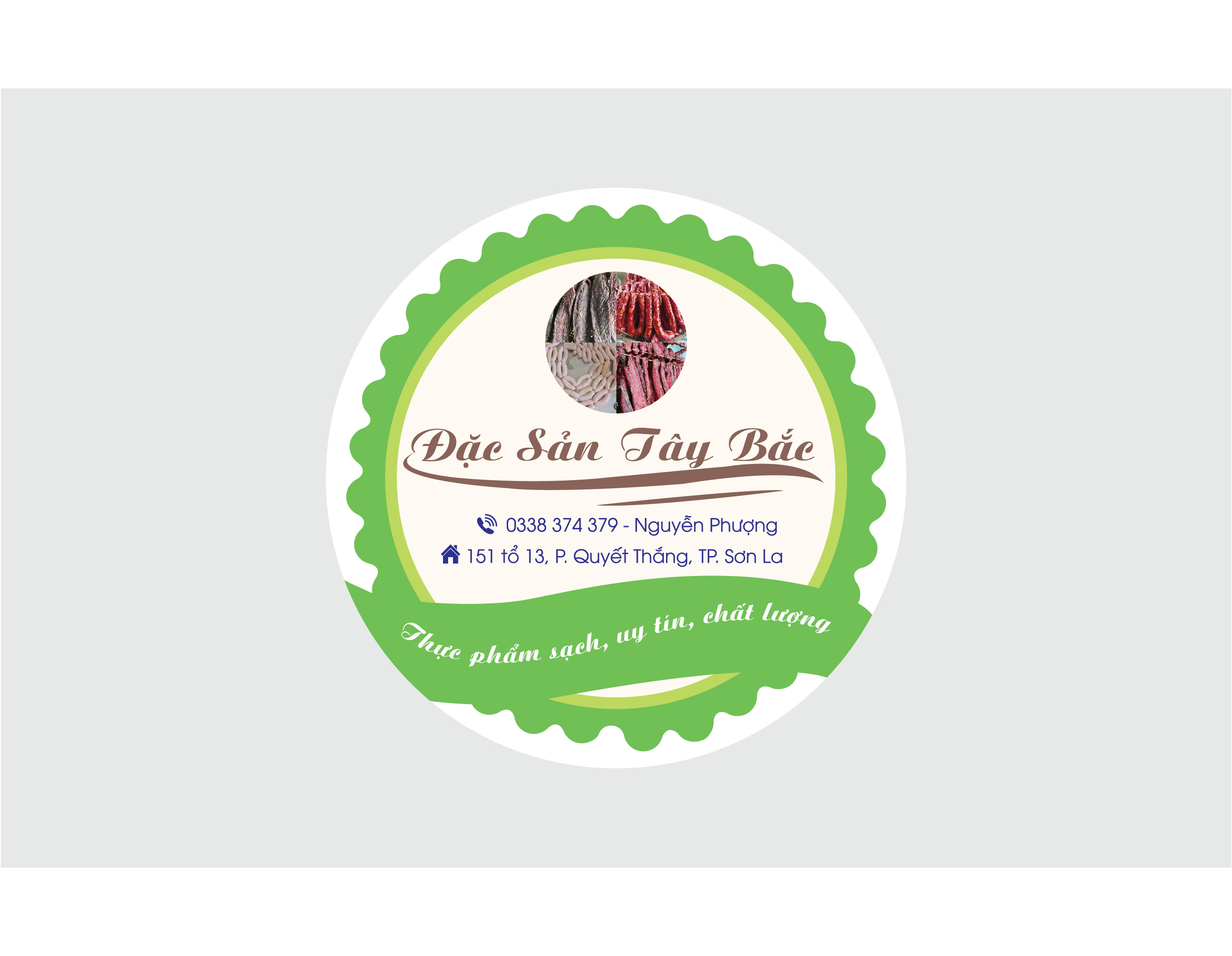 Báo giá in Tem nhãn sản phẩm – Decal – Sticker