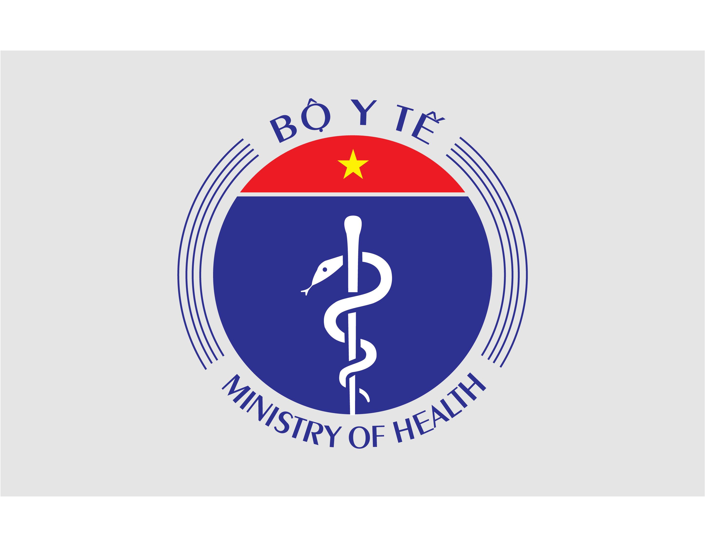 Logo Bộ Y tế vector – File Ai, png, pdf