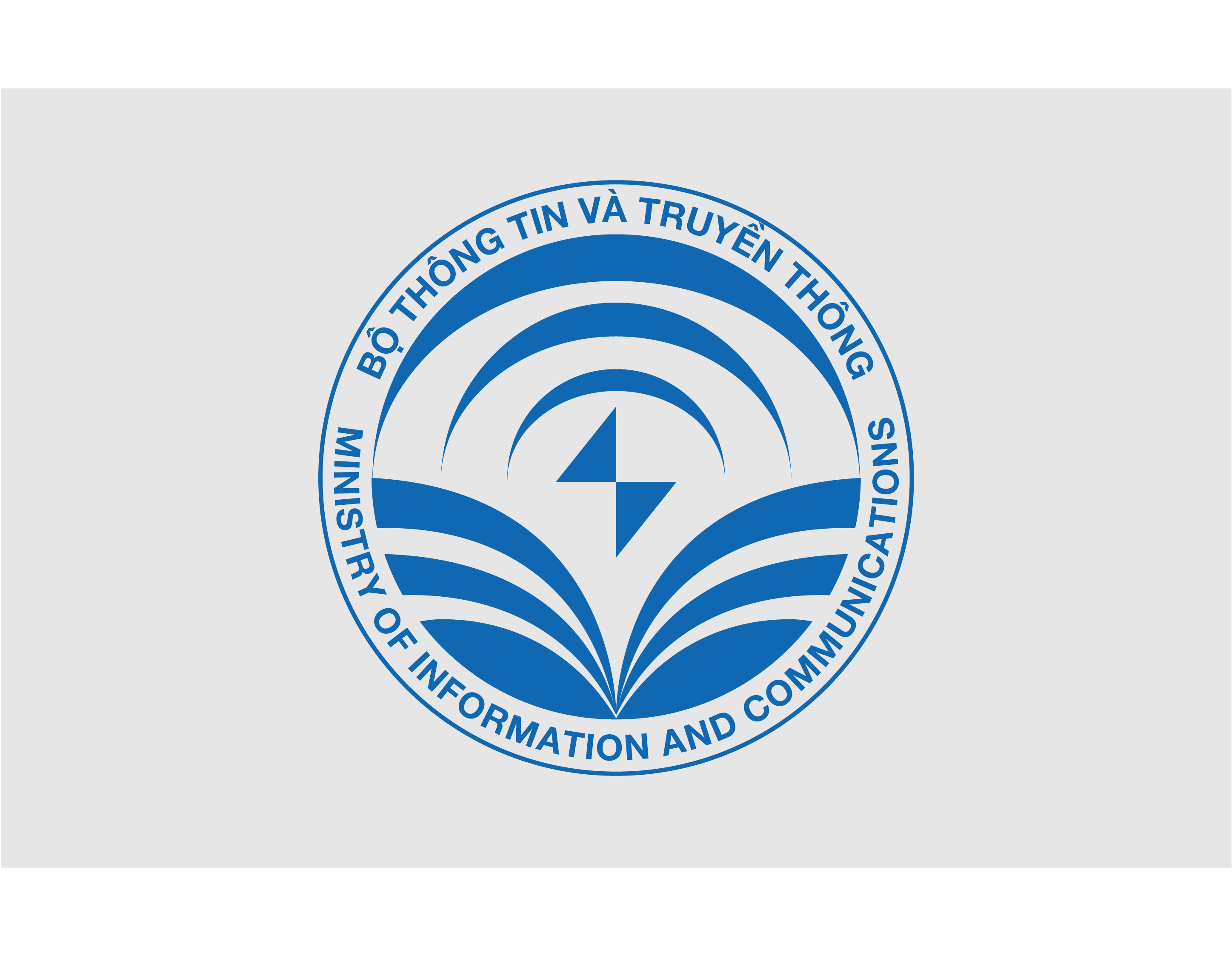 Logo Bộ Thông tin – Truyền thông Vector – File Ai, eps, pdf, png