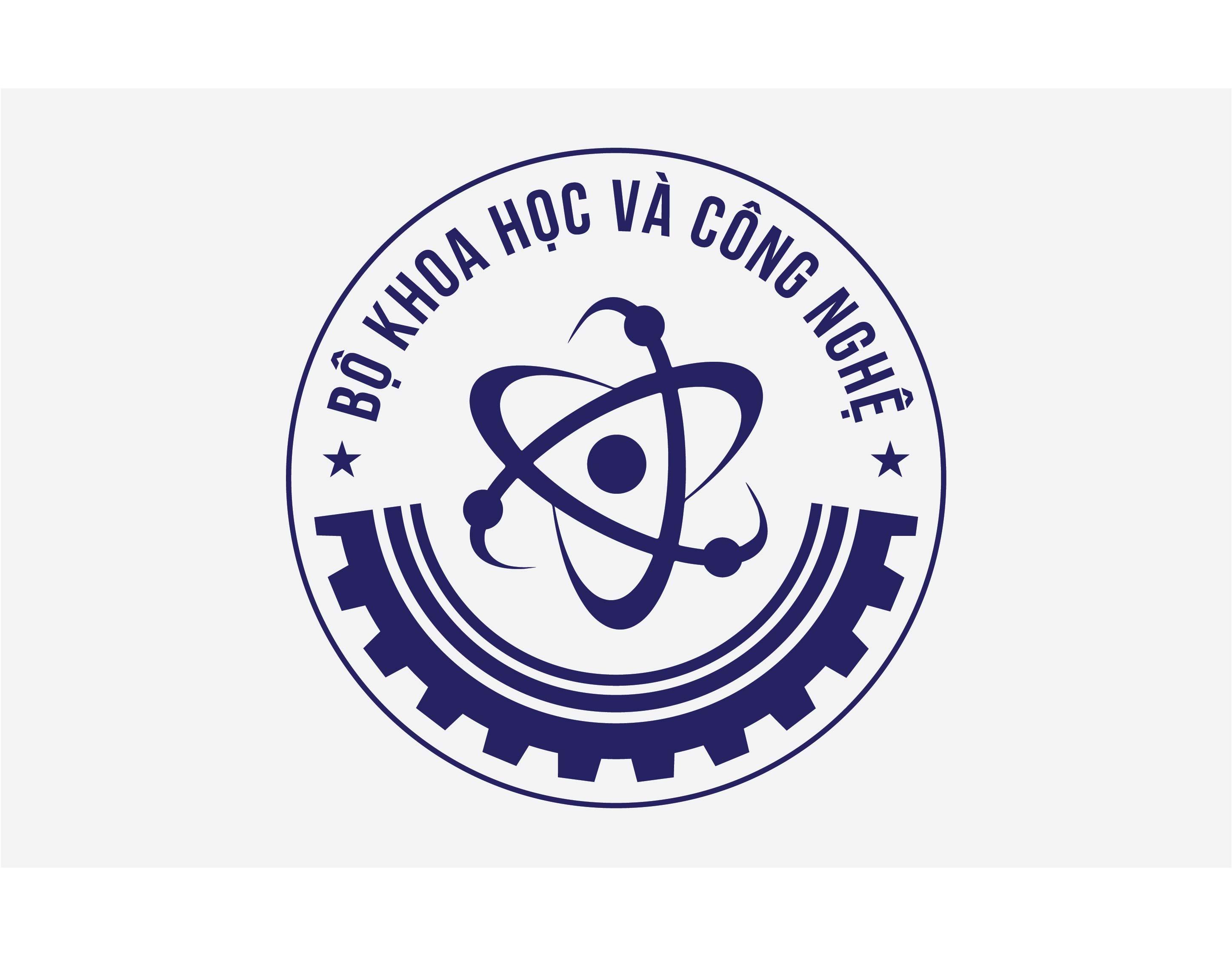 Logo Bộ Khoa học và Công nghệ vector – File: Ai, Eps, Pdf, Png