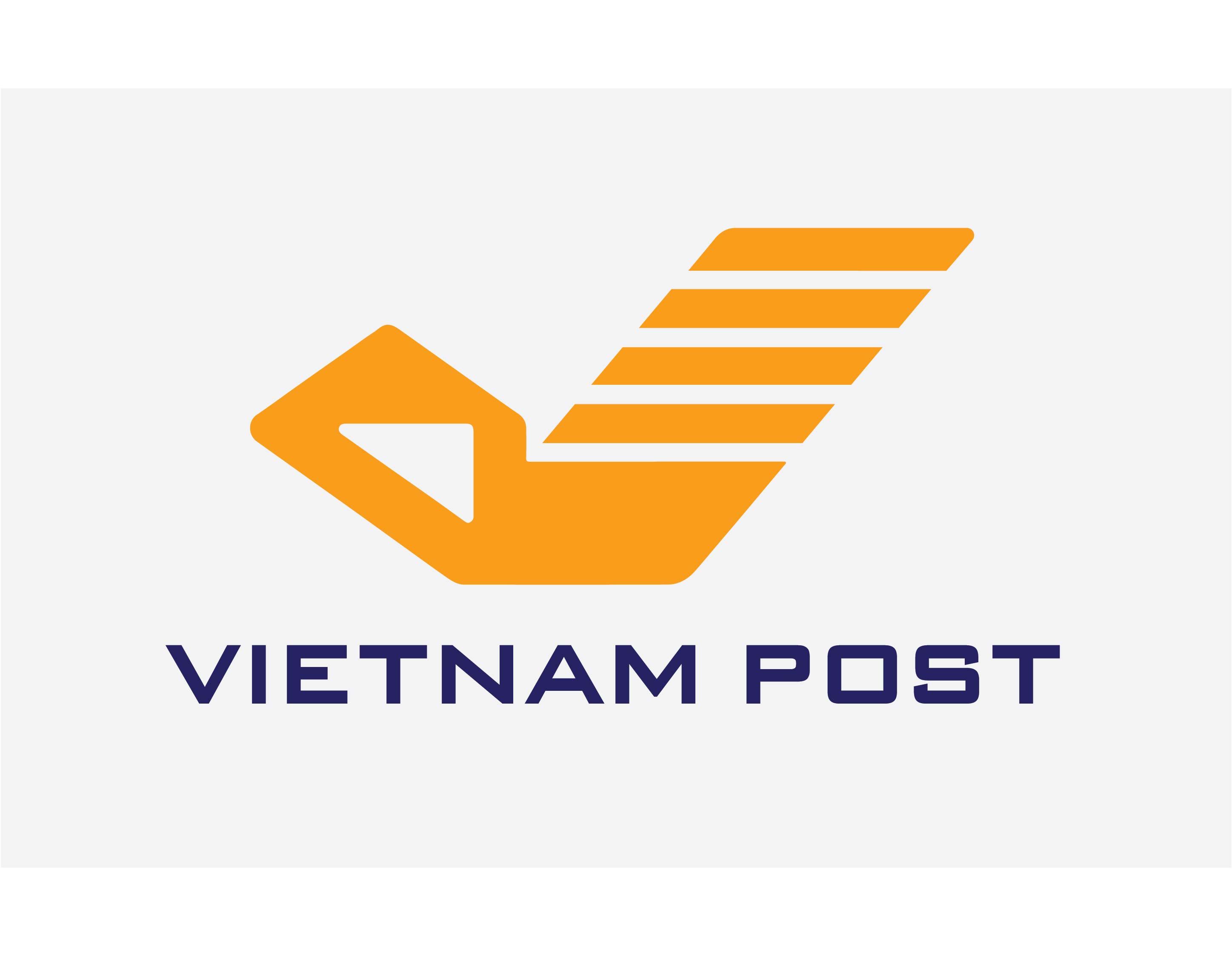 Logo Bưu điện Việt Nam vector – File: Ai, pdf, eps, png